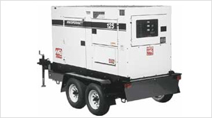 100 Kw Generator per Day ( Minimum 3 days)