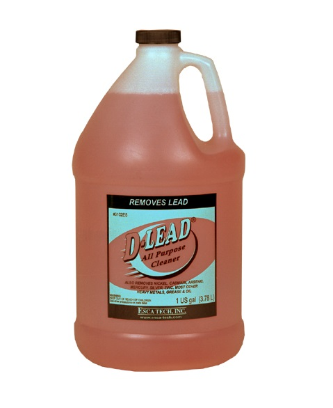 Esca Tech D-Lead All Purpose Cleaner (4 Gal case)