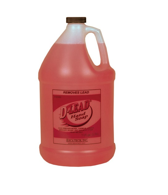 Esca Tech D-Lead Hand Soap (4 Gal Case)