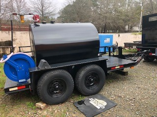 500 Gallon towable diesel fuel cell/ USED