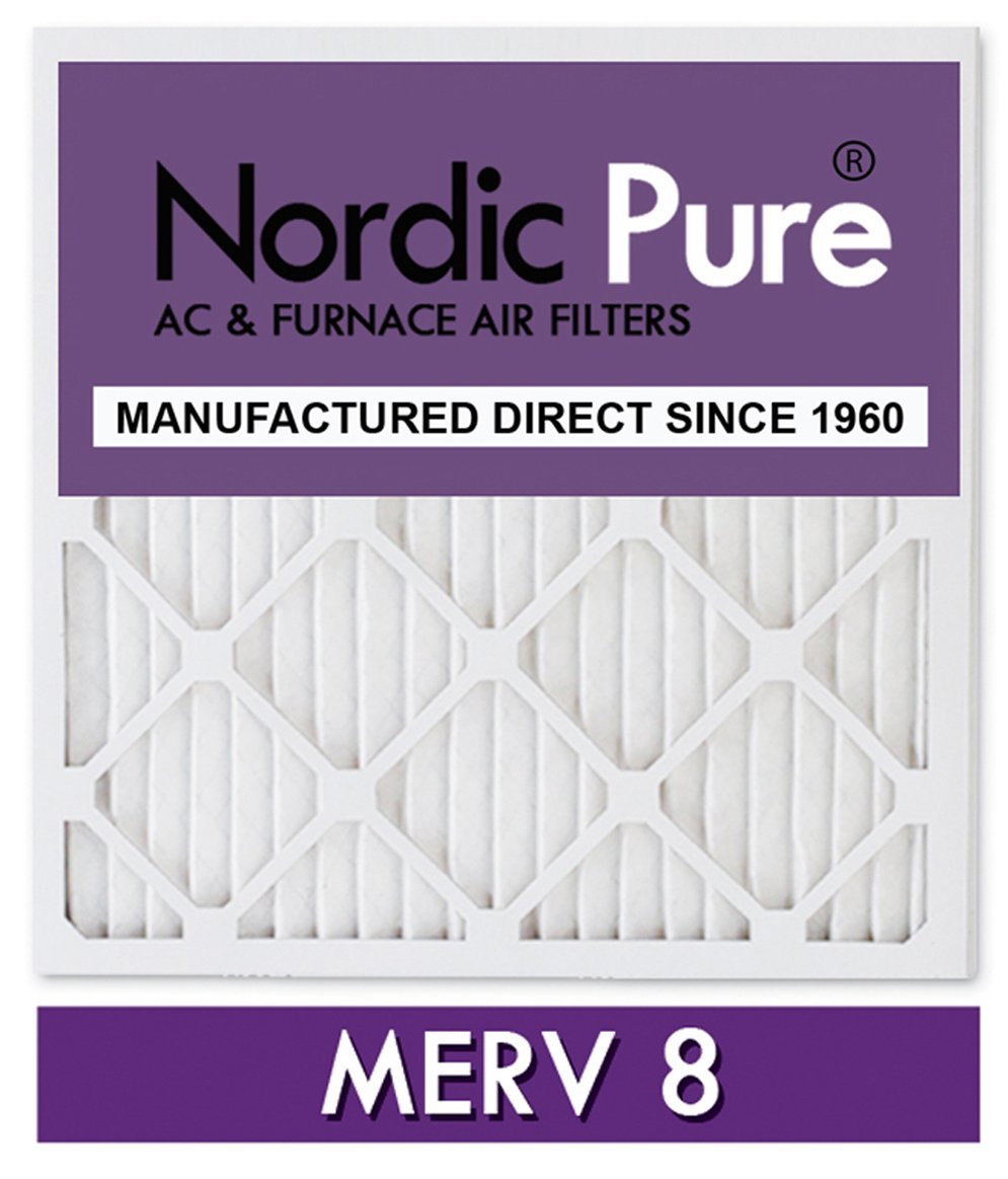 12X12X1 MERV8 Prime V-20 Pleated/12
