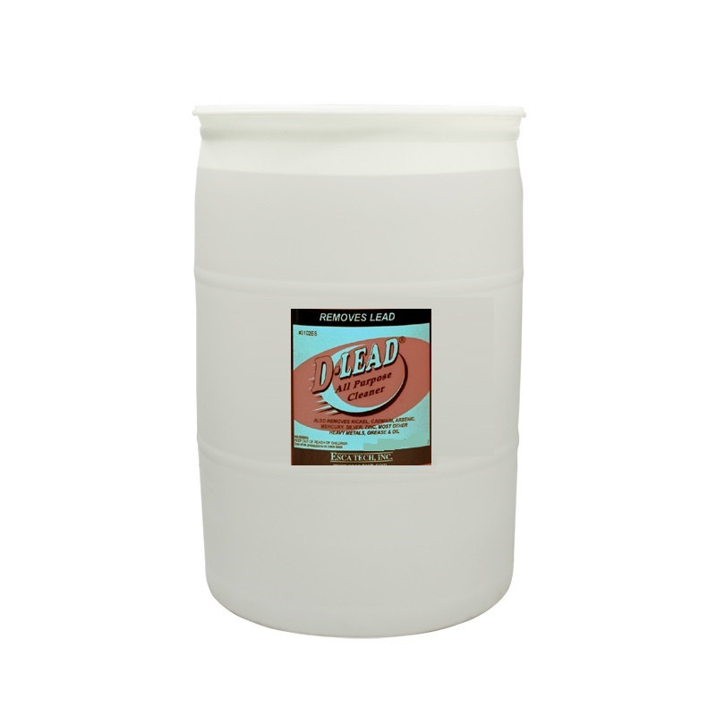 Esca tech D-Lead All Purpose Cleaner (55 Gallon Drum)