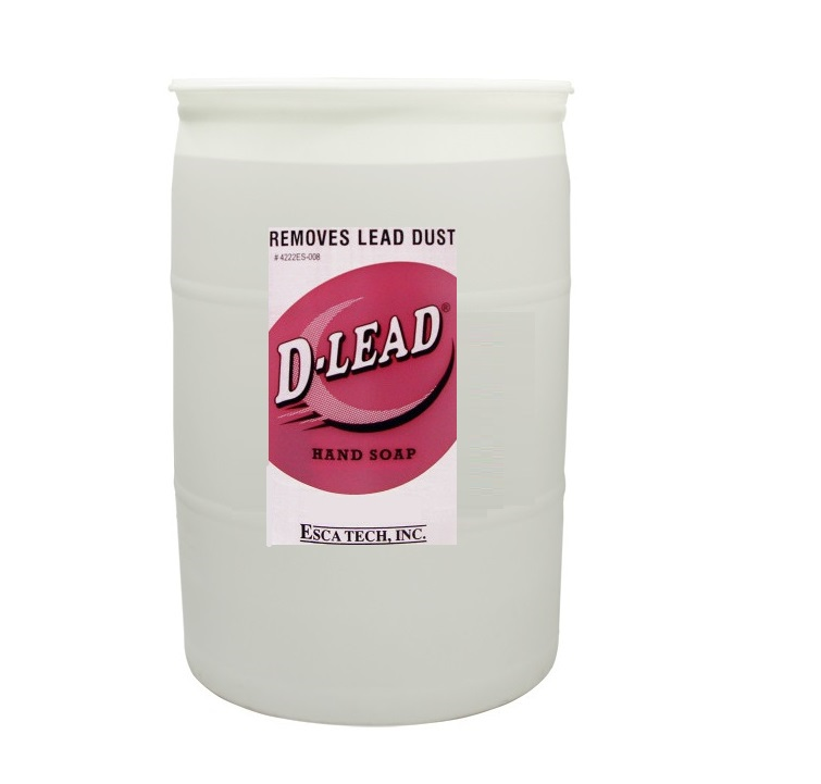 Esca Tech D-Lead Hand Soap (55 Gal Drum)