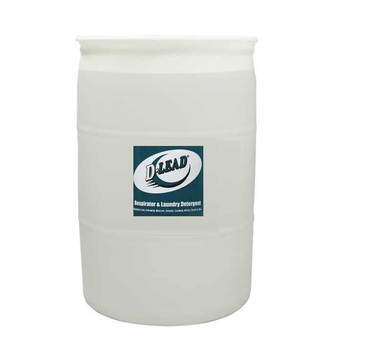 Esca Tech D-Lead Respirator & Laundry Detergent (55 Gallon Drum)