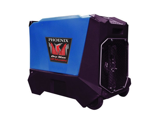 Phoenix DryMax LGR Dehumidifier (Red and Blue)