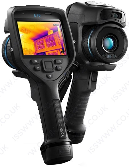 FLIR E75 Advanced Thermal Camera 320x240