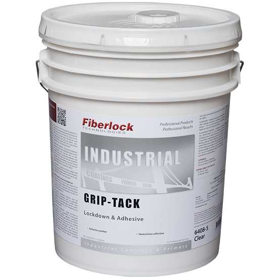 GRIP-TACK MULTI PURPOSE ADHESIVE & DEMOLITION LOCKDOWN 5GAL