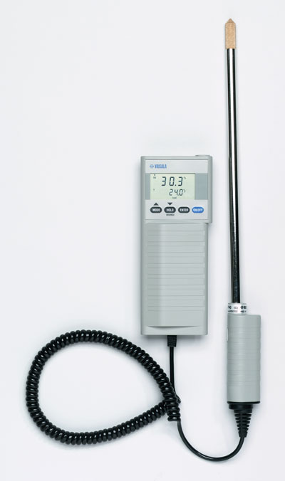 Vaisala HM-40 Thermo-Hygrometer With Remote