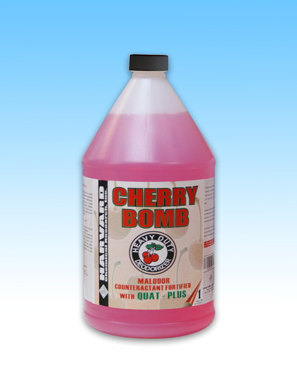 Odor Neutrlizer- Wild Cherry 4X1
