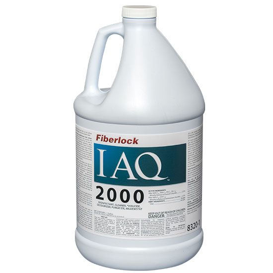 IAQ 2000 CONC. DESINFECTANT X 1G / 4 CASE