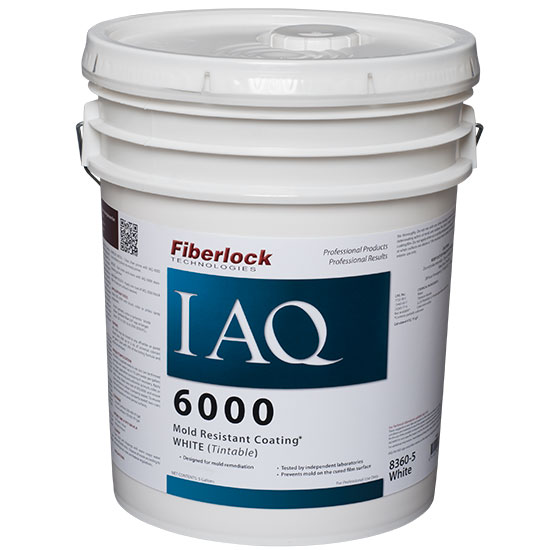 IAQ-6000 MOLD RESISTANT COATING