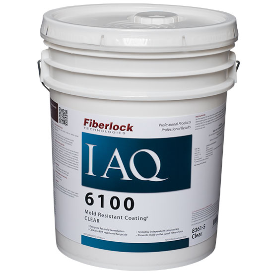 IAQ-6100 MOLD RESISTANT COATING
