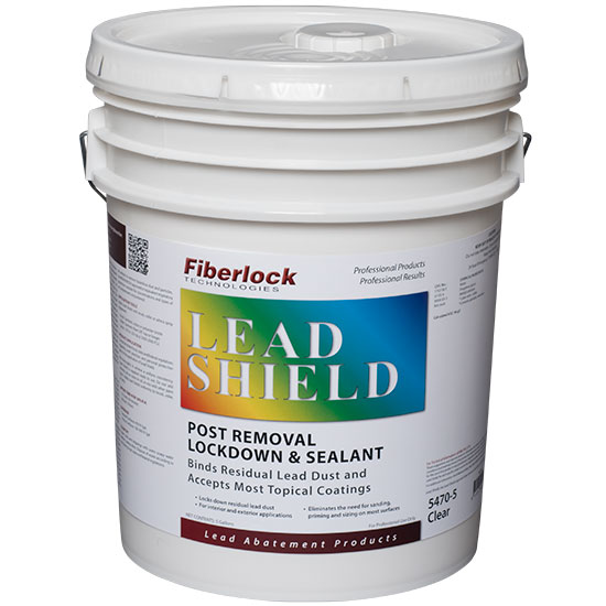 LEAD SHIELD - POST REMOVAL LOCKDOWN 5GAL