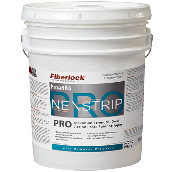 NEXSTRIP PRO-MAX.STRENGHT DUAL-ACTION PASTE PAINT STRIPPER 5GAL