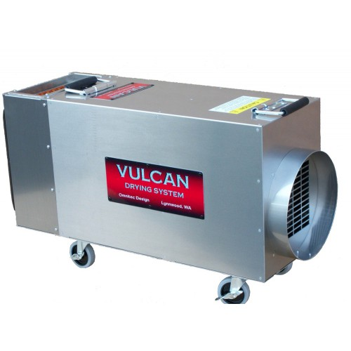 OmniAire Vulcan Heat Drying System