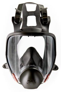 3M Full Face Respirator 6000 Series 6900 Large/EA