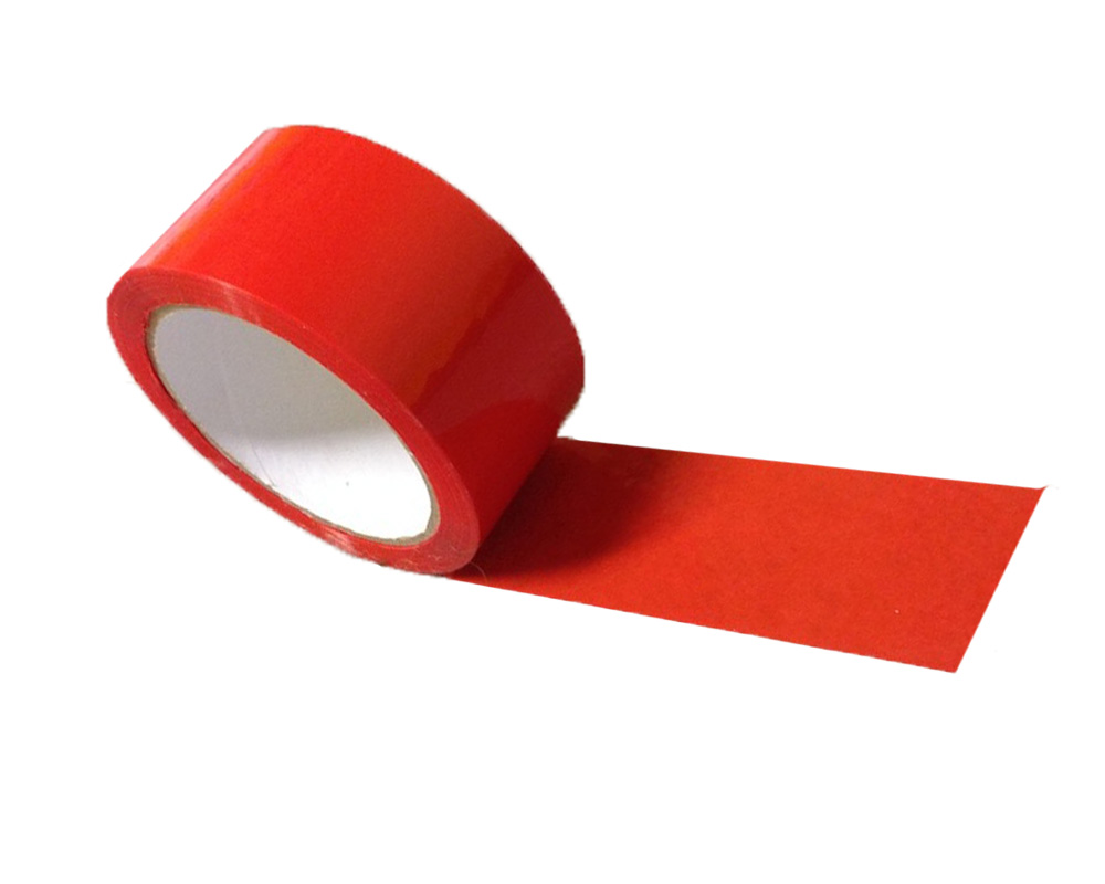 "Preservation Tape Red 7Mil 2"" x 60 Yards EA"