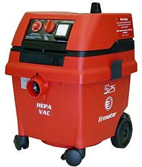 S25 HEPA Wet/Dry HEPA Vacuum with power tool outlet -120V