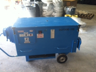 USED Stulz Dry-700-35-E Desiccant Dehumidifier