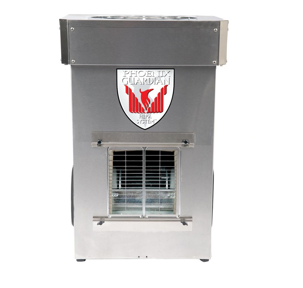 Phoenix Guardian Hepa Air Scrubber