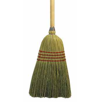 Mixed Fiber Maid Broom/ dz