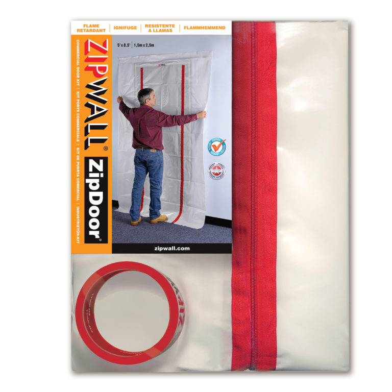 ZIPDOOR COMMERCIAL DOOR KIT