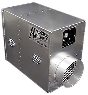 Aerospace America 2000 Turbo Air Scrubber