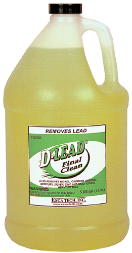 Lead Removal Products