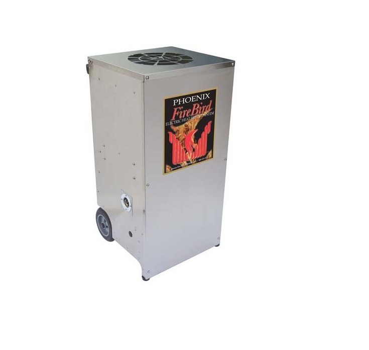 Phoenix Firebird Electric Heat Drying System/ Per day