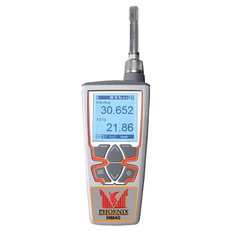 Hygrometers and IR Thermometer