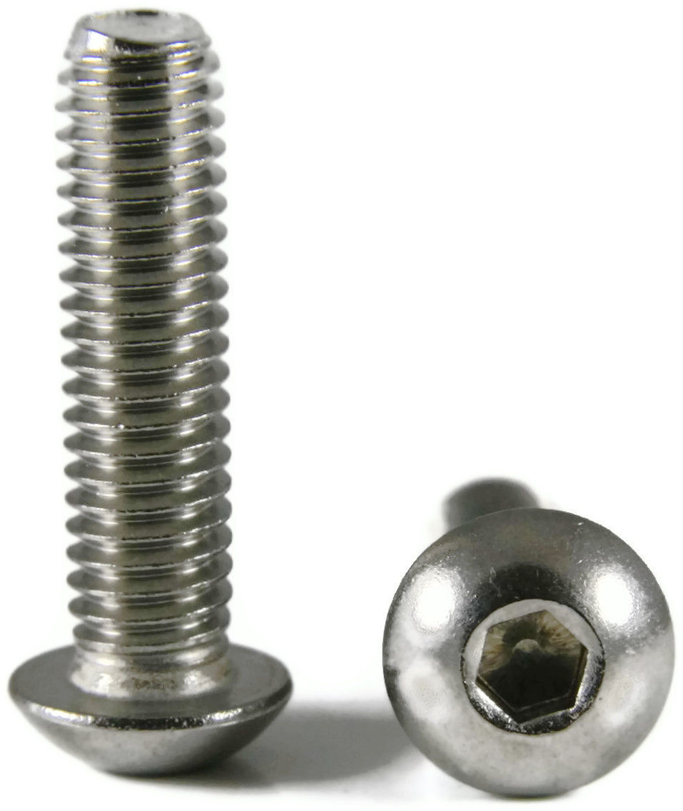 Two Screws 10-32 x 3/8