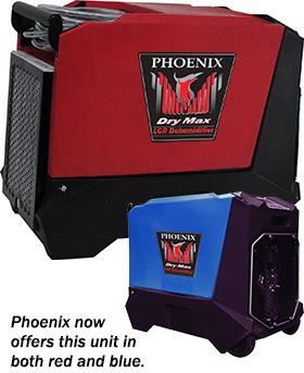 Portable Phoenix Dry Max LGR