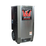 Excellent performance phoenix 250 max lgr dehumidifier
